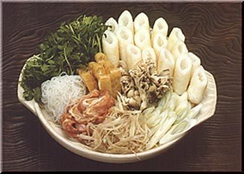 写真:きりたんぽ鍋